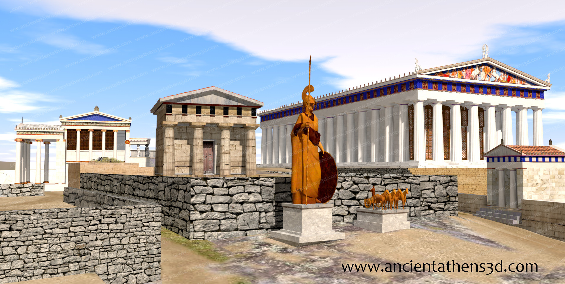 Home - Ancient Athens 3D Ancient Athenians
